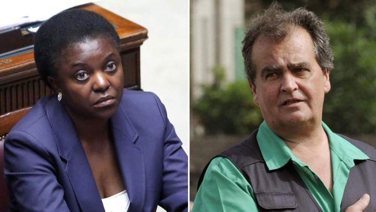 Italy racist row