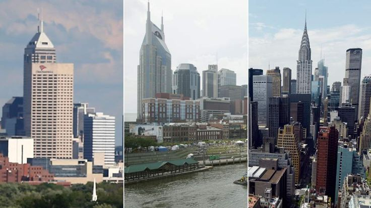 Most 'American Cities'