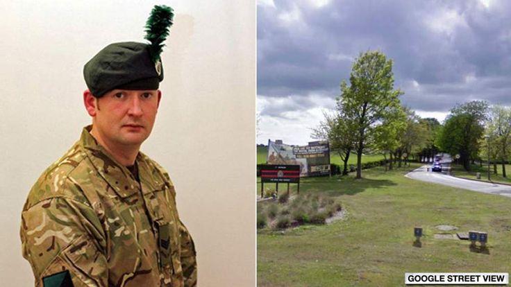 Tern Hill Army Barracks death