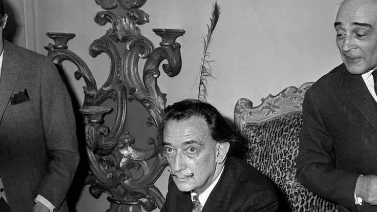 Surrealist Artist Salvador Dali