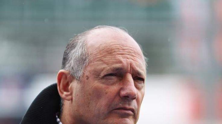 Ron Dennis Of McLaren