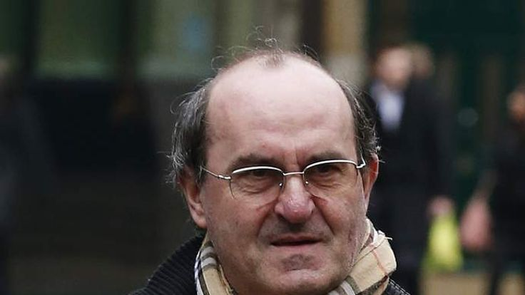 Lawyer Giovanni Di Stefano arrives at Southwark Crown Court