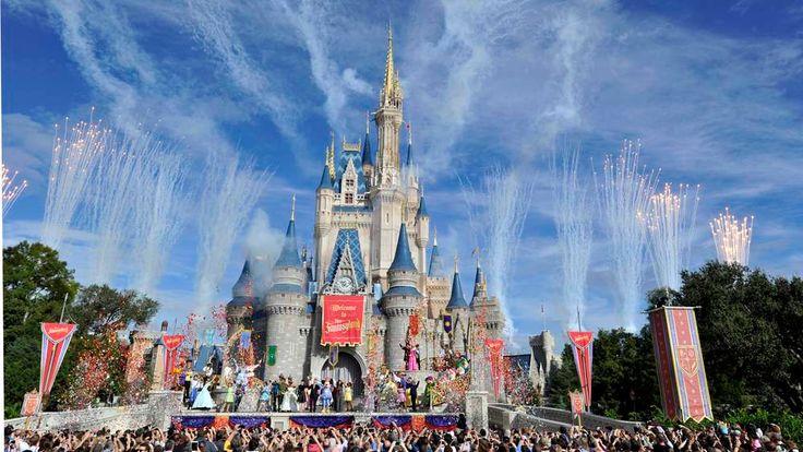 Celebrities Help Open New Fantasyland At Walt Disney World