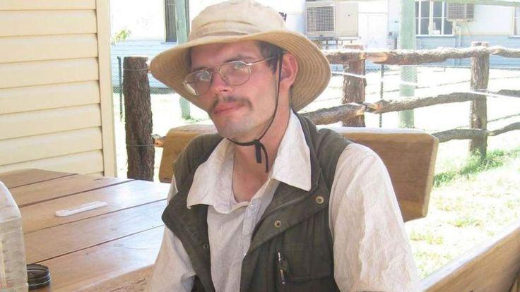 Daniel Dudzisz, photo released by the Queensland police department