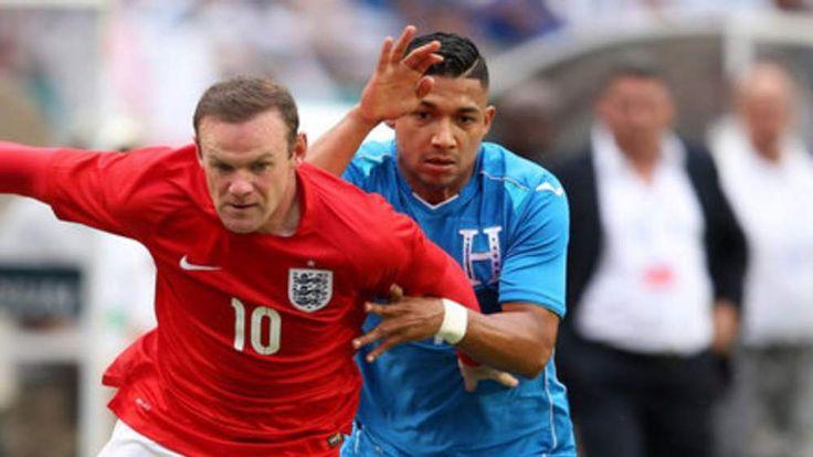 England held