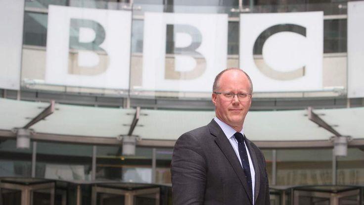 BBC director general George Entwistle