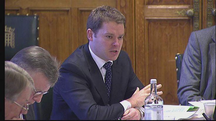 Aidan Burley MP