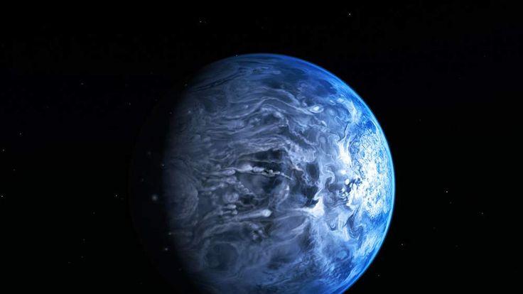 hellish Earth like planet exoplanet HD 189733b