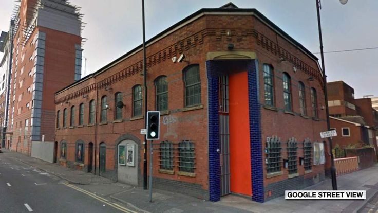 Factory 251 in Manchester's Princess Street