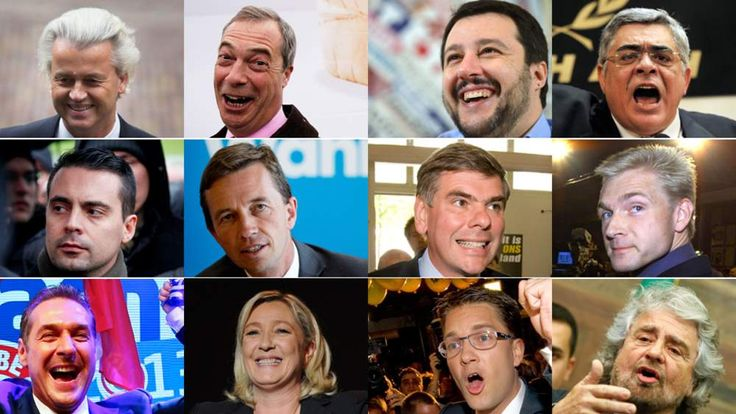 Far-Right, Anti-EU leaders of Europe