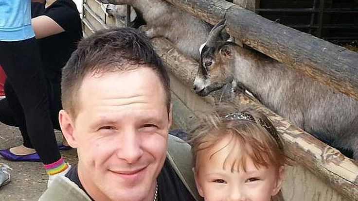 Carl Wheatley and Alexa, four-year-old girl found dead in a house Hatfield, Hertfordshire