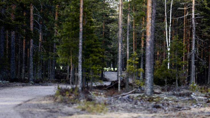 Finland parachutist plane accident