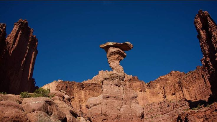 The Cobra rock formation