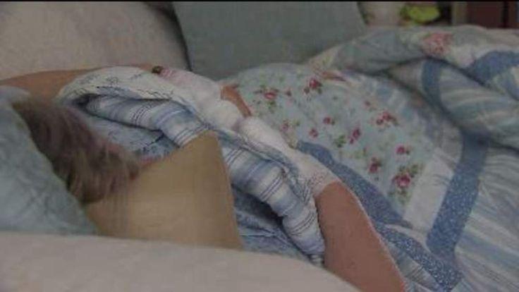 Rabid Raccoon Attacks Woman In Her Bed