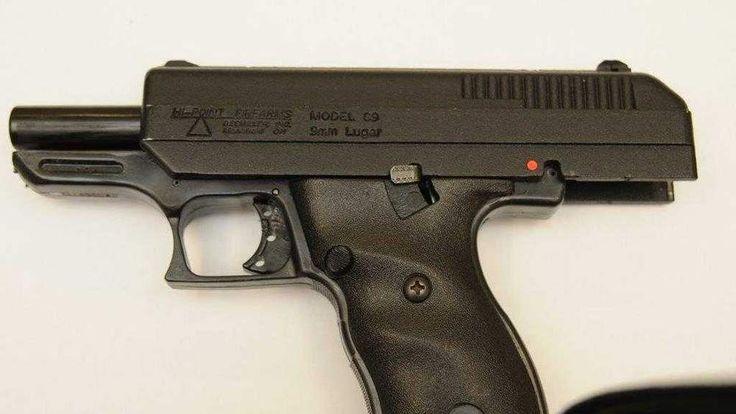 050614 $$ Loaded Gun Found By Children's Toys In Shop