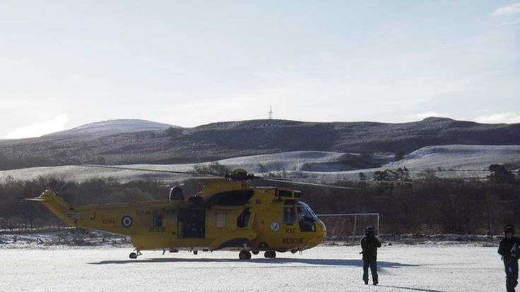 Cairngorms Mountain Rescue