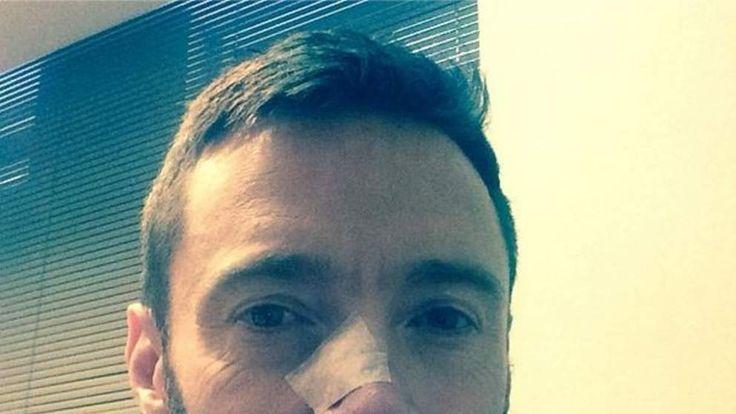 Hugh Jackman Instagram picture