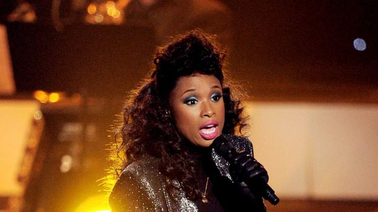 Jennifer Hudson Whitney tribute