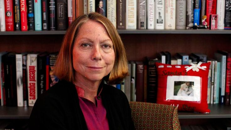 Jill Abramson former executive editor of the New York Times