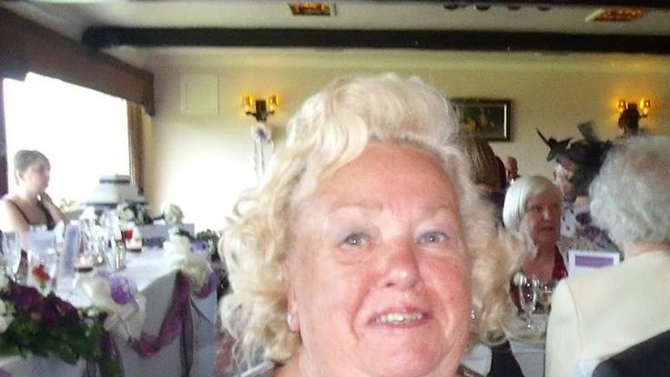 Joyce Moulson who died after stones thrown at her house