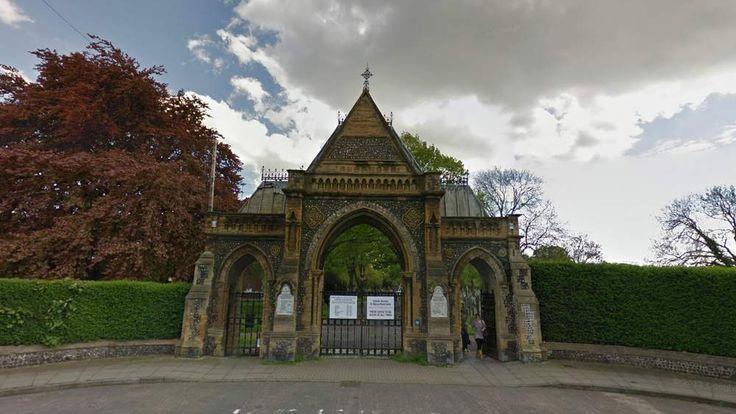 Kingston Cemetery, Portsmouth