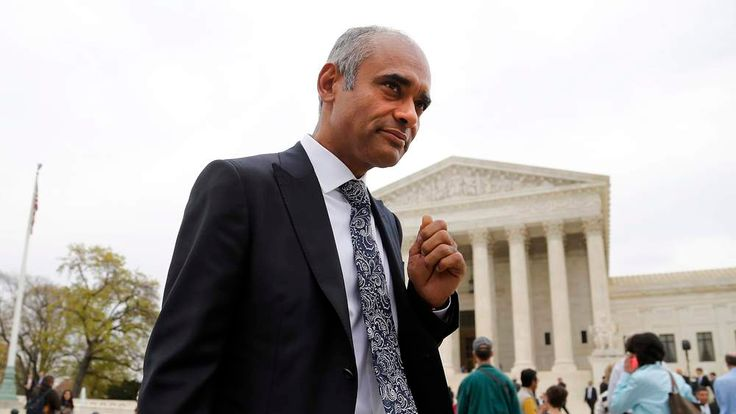 Aereo Founder Chet Kanojia departs the US Supreme Court