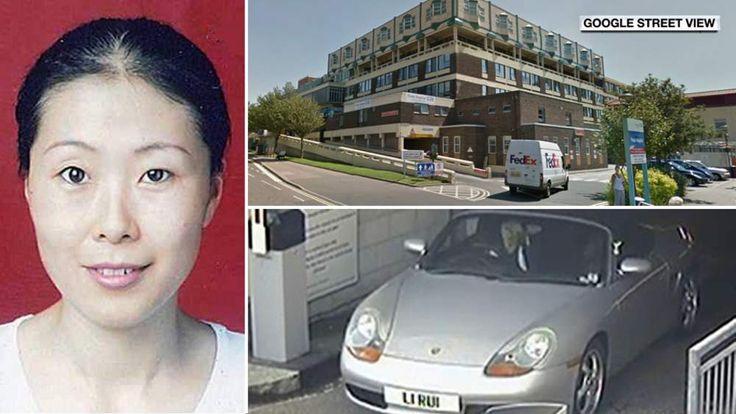 Missing Dorset nurse Rui Li