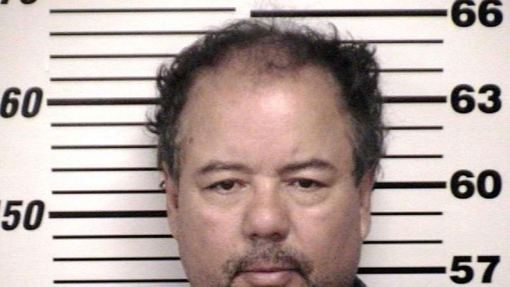 Booking photo of Ariel Castro, who has been charged with abducting three women in Cleveland, Ohio