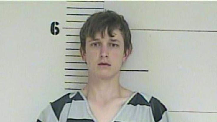 Jake Evans. Photo courtesy of Parker County Jail