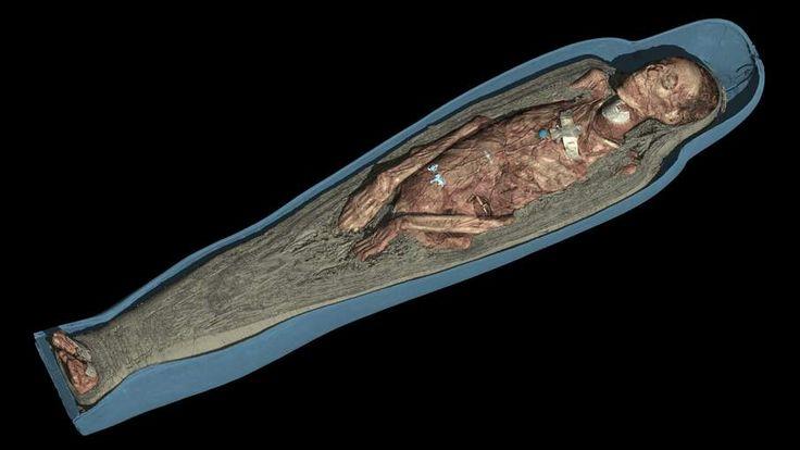 British Museum mummy research