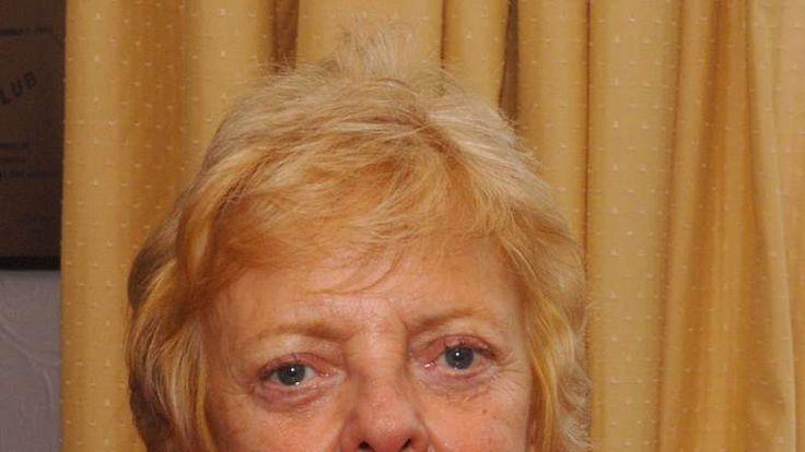 Patricia Jackson, whose belly button burst on a plane