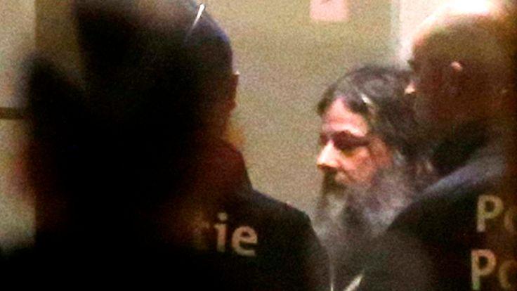 Belgian child murderer Marc Dutroux