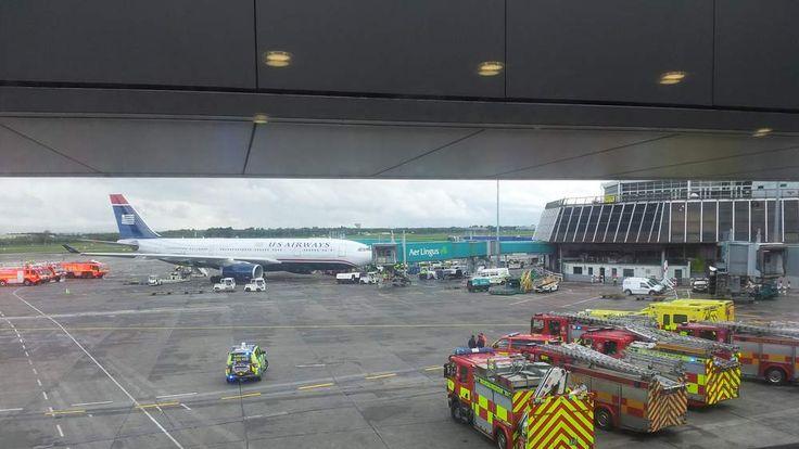 S Airways flight diverted to Dublin