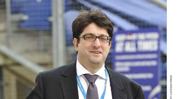 Tory peer Lord Feldman