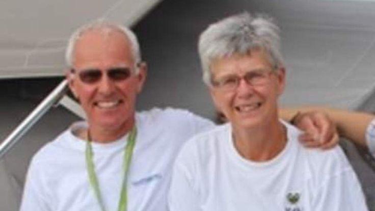Roger Pratt and Margaret Pratt