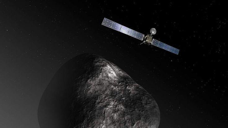 Rosetta at comet