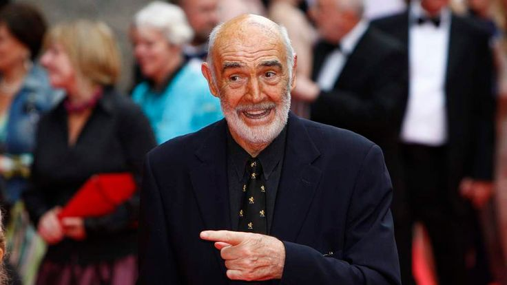 Actor Sean Connery arrives at the Edinburgh International Film Festival in 2010