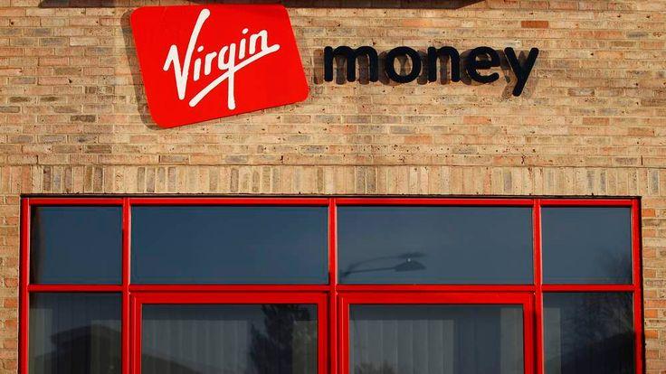 A Virgin Money office in Norwich