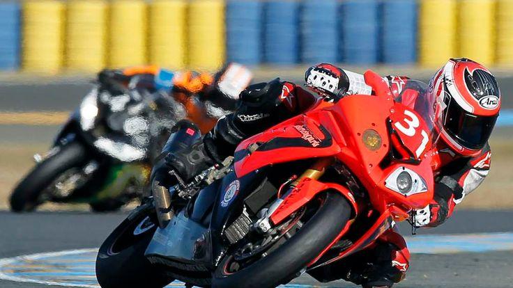 Matsushita Yoshinari Competes In Le Mans 24-Hours 2012