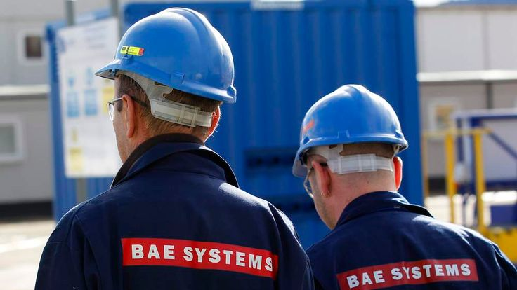 BAE Systems merger