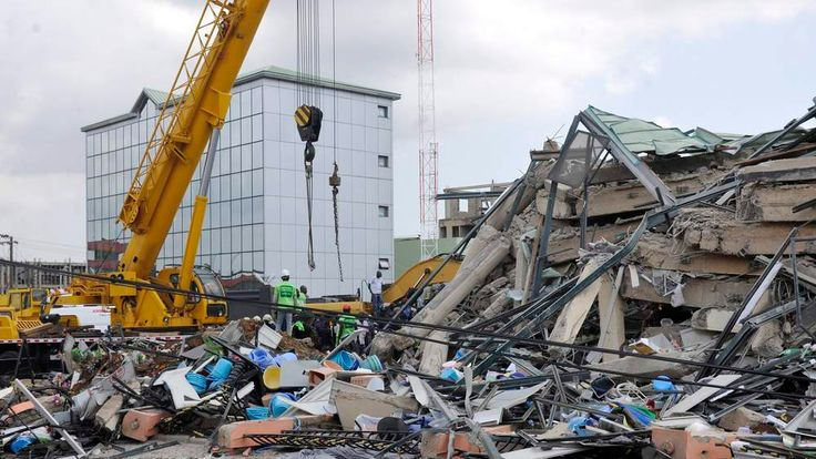 Shopping mall collapse