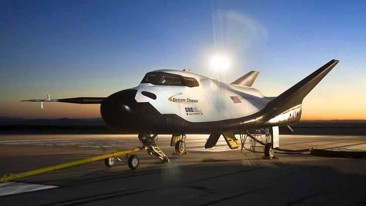 Dream Chaser Space Taxi