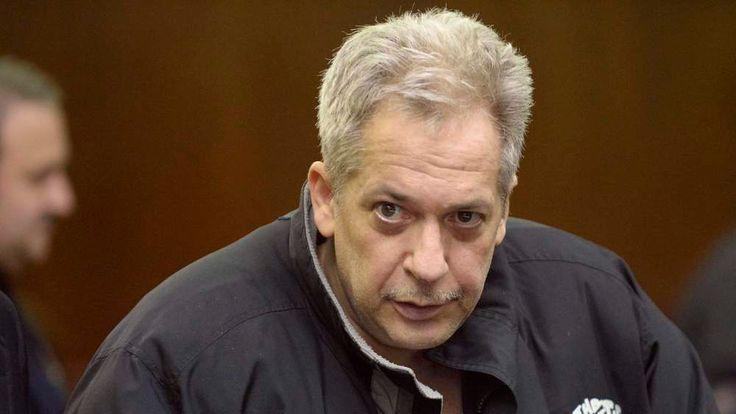 Robert Vineberg appears in court in New York