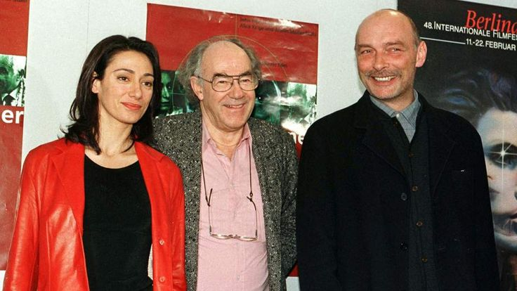 Dutch film director George Sluizer