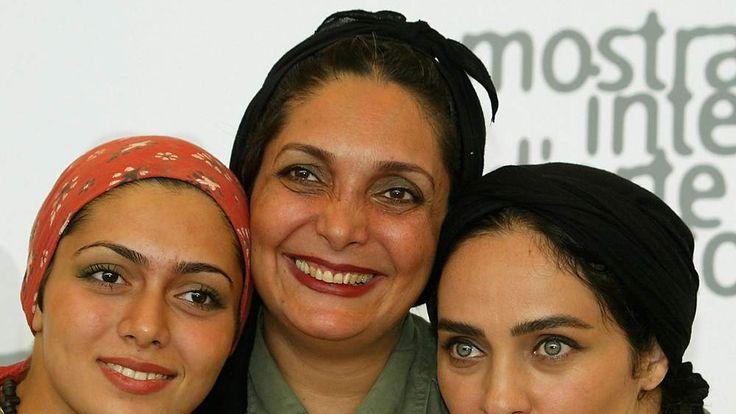 Iranian actress Pegah Ahangarani