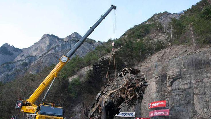 British bus driver killed in Alps crash