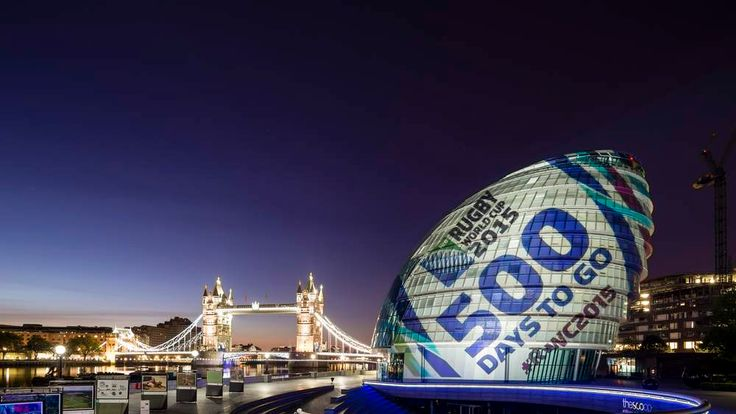 Organisers of the Rugby World Cup 2015 recently celebrated 500 days to go