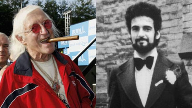Jimmy Savile And Peter Sutcliffe