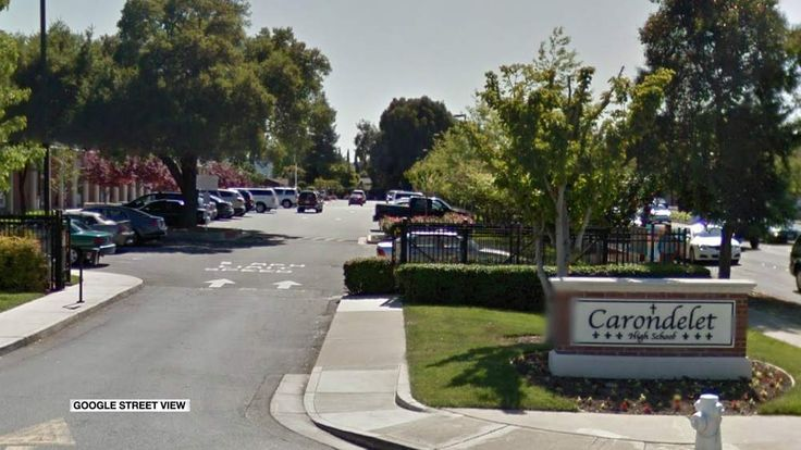 Carondelet High School in California