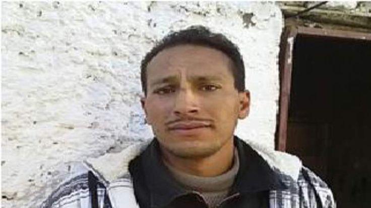 suspected serial killer Andres Ulises Castillo Villarreal. Pic: Procuraduría de Chihuahua